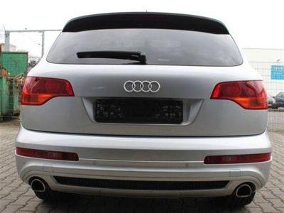 usata Audi Q7 3.0 V6 TDI quattro tiptronic del 2007 usata a Favignana