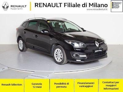 usata Renault Mégane Mégane1.5 dCi 110CV S&S ESM SporTour Limited