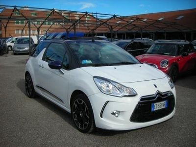 used Citroën DS3 Cabriolet DS 1.1 SO CHIC NEOPATENTATI