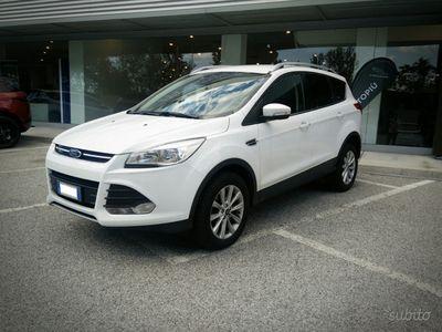 used Ford Kuga automatico 4wd titanium - 2.0 150hp