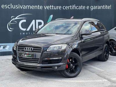 usata Audi Q7 3.0 V6 TDI 233CV quattro tiptronic NAVI PELLE CAM