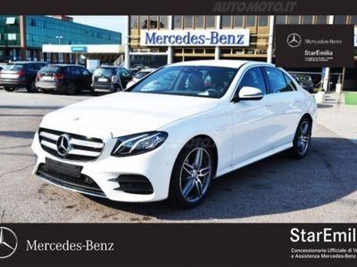 usata Mercedes 350 Classe E Coupéd 4Matic Premium nuova a Casalecchio di Reno