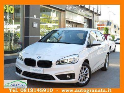 usata BMW 218 1.5i AUTOMATICA TOURER ADVANTAGE 136Cv NAVI+BiLED