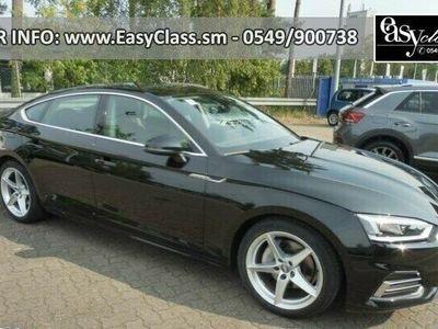 "usata Audi A5 SPB 40 TDI S tronic Sport COCKPIT LED CRUISE 18"""