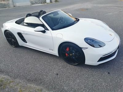 usata Porsche 718 Boxster 2.5 GTS pari al nuovo. Subentro Leasing