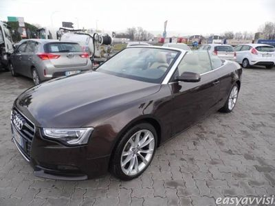 usata Audi A5 Cabriolet 1.8 TFSI 170 CV multitronic Business Plus