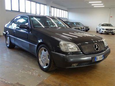 second-hand Mercedes CL500 SEC ISCRITTA ASI