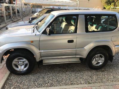usado Toyota Land Cruiser - 4Wd