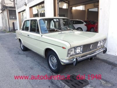 second-hand Fiat 125 Berlina Special