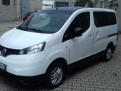 usata Nissan Evalia 1.5 dCi 8V 110 CV Acenta Plus- 2012