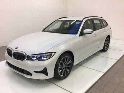 usata BMW 320 Serie 3 Touring d Business Advantage nuova a Crema