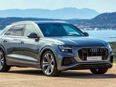 usata Audi Q8 50 TDI 286 CV quattro tiptronic per ottobre