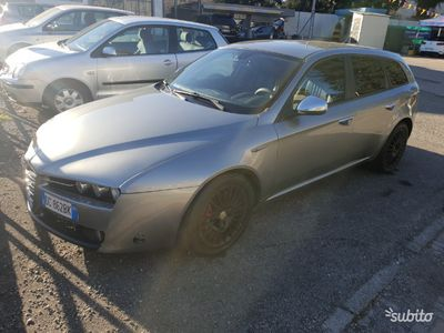 usata Alfa Romeo 159 2.4 Diesel Euro 4 fap