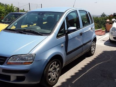 brugt Fiat Idea - 2005