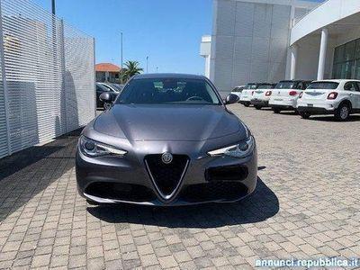 usata Alfa Romeo Giulia 2.2 Turbodiesel 160 CV Pineto