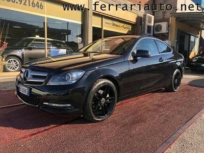 usata Mercedes C220 CDI Coupé Avantgarde
