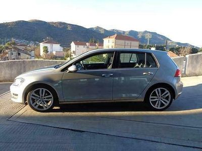usata VW Golf I 1.6TDI 110cv 5p Highline - CERCHI 18' - NAVIGATORE