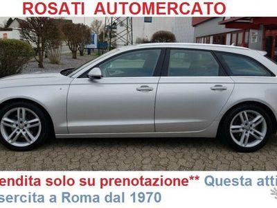 usata Audi A6 2.0 tdi s.line pelle navi 177 cv- 2013