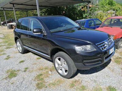 usata VW Touareg 3.0 V6 TDI Pelle-Tetto-Xenon-Sospensioni Livellant