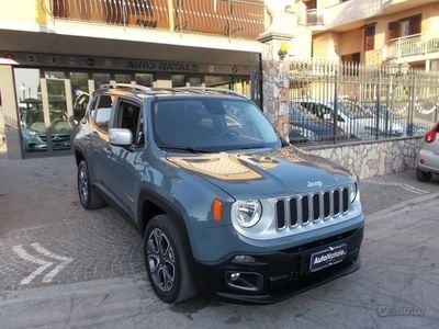 usata Jeep Renegade 2.0 MJET 140CV 4WD ACTIVE DRIVE LIMI