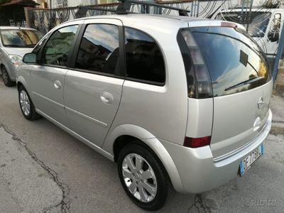 gebraucht Opel Meriva 1.3 m-jet full optional 2007