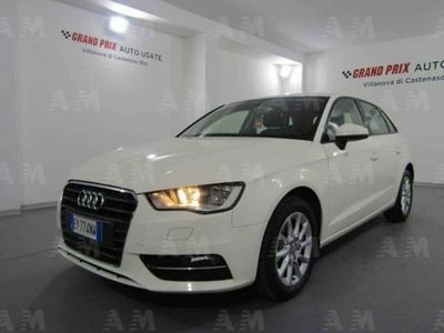 brugt Audi A3 Sportback 1.6 TDI clean diesel S tronic Business usato