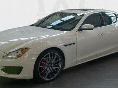 usata Maserati Quattroporte Diesel 275 CV Navi Tetto Pelle
