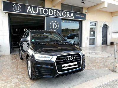usata Audi Q3 2.0 TDI 184CV quattro S tr.S line NAVI,LED