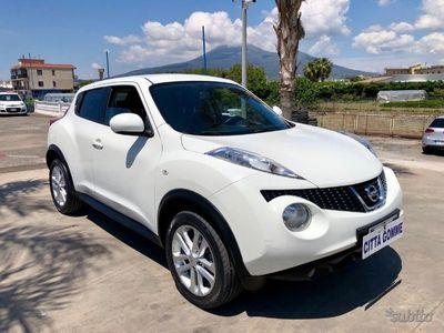 usado Nissan Juke Tekna 1.5 dCi 8V 110cv anno 2013 FULL