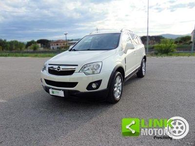 usata Opel Antara 2.2 Cdti 163 CV 4X2 Aut. Cosmo, anno 2013, manutenzione curata