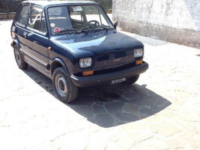 second-hand Fiat 126 - 1994