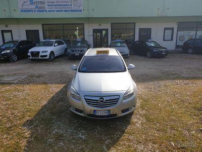 usado Opel Insignia sw 2.0 diesel euro 5 garanzia 12mesi