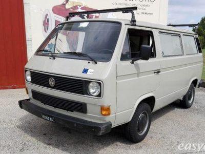 used VW T3 furgoncino vetrato diesel