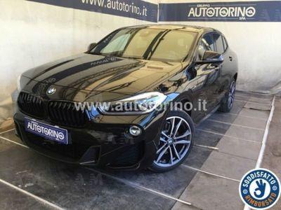usata BMW X2 sDrive20d del 2018 usata a Cremona