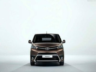 gebraucht Toyota Proace 2.0D 122CV S&S PL-SL-TN Furgone Long 3p.14q Comfo