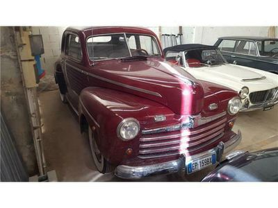 gebraucht Ford Deluxe AltroCoupe