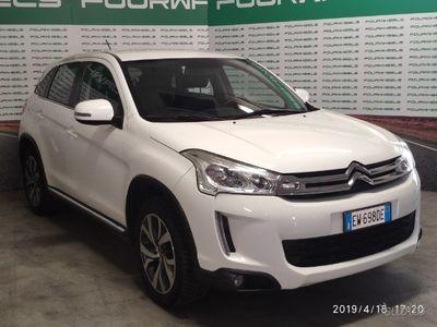 brugt Citroën C4 Aircross 1.6 HDi 115 Stop - 2014