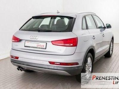 używany Audi Q3 2.0 TDI 150 CV xenon navi garanzia ufficiale rif. 11660518