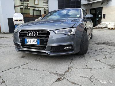 brugt Audi A5 Cabriolet A5 Cabrio 2.0 TDI 190 CV S tronic Business Sport