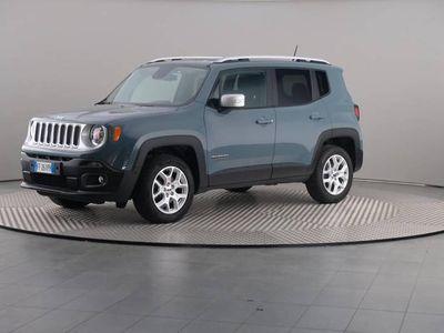 usata Jeep Renegade 2.0 Mjet 140cvLimited 4wd Aut