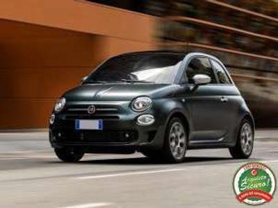 usata Fiat 500 1.0 Hybrid Rockstar Elettrica/Benzina