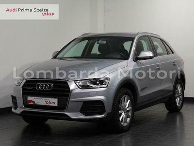 usata Audi Q3 2.0 tdi quattro 150cv s-tronic