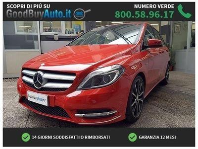 brugt Mercedes B200 1.8 Diesel CDi BlueEfficiency Premium Aut. Milano