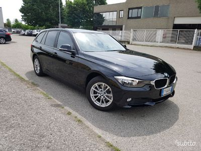 brugt BMW 316 d touring 2015 PERFETTA IN TUTTO