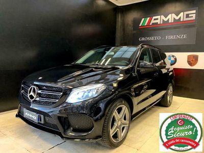 usata Mercedes GLE350 d 4Matic Coupé Premium (264) GR