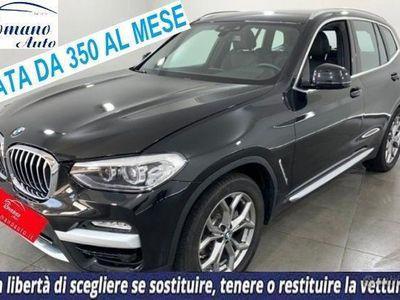 usata BMW X3 X-Drive 20d 190cv Automatica X-Line#Pronta