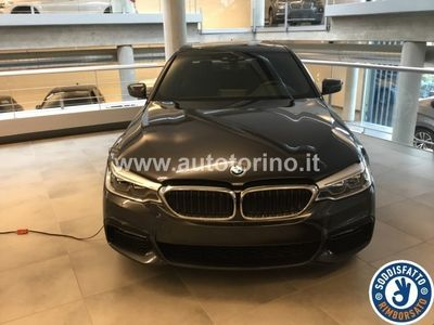 usado BMW 520 SERIE 5 BERLINA NUOVA d MSport