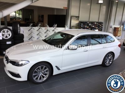 brugt BMW 520 SERIE 5 TOURING d Touring Business Plus