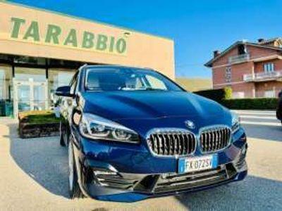 usata BMW 218 d UNIPRO KM 9.000 PELLE NAVI FARI LED Diesel