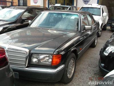 używany Mercedes 300 SE cat